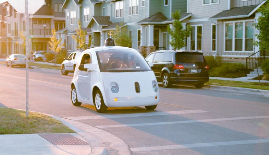 06.22.16 - Google Self-Driving Car