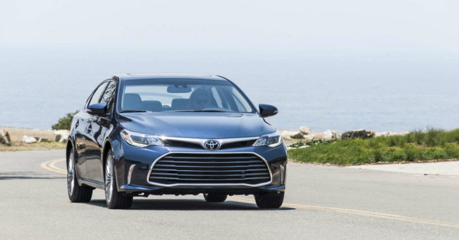 12.20.16 - Toyota Avalon