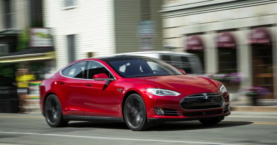 01.13.17 - Tesla Model S