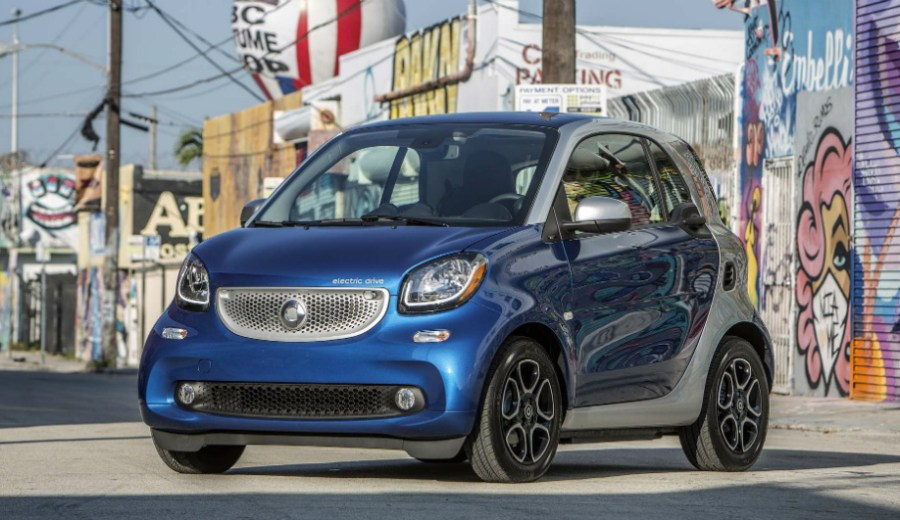 04.20.17 - Smart ForTwo Electric Drive