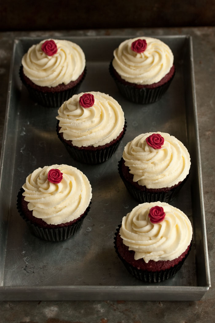 the best ever red velvet cupcakes
