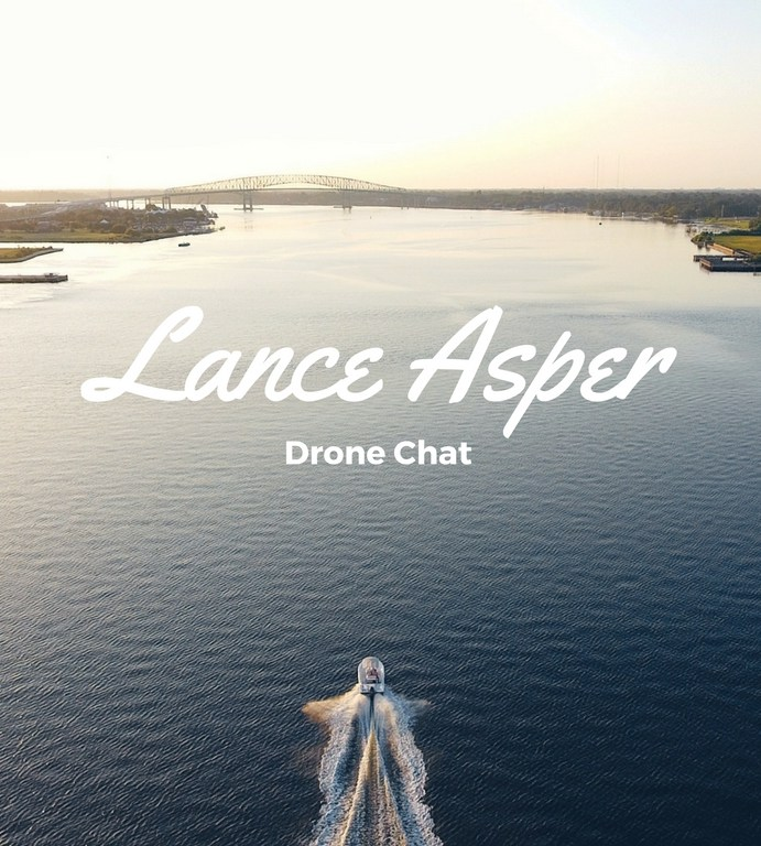 Drone Chat – Interview with Lance Asper