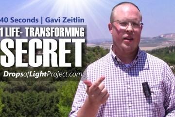 1 LIFE Transforming SECRET (40 Sec)