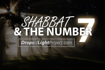 Shabbat & The Number 7 (60 Sec)