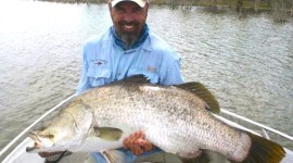 Rodney Collings barramundi Queensland