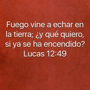 Lucas 12.49