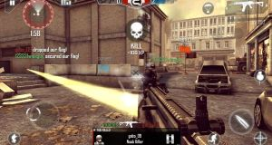 Modern Combat 4- Zero Hour, multiplayer game for android