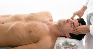 Relaxing Head Massage