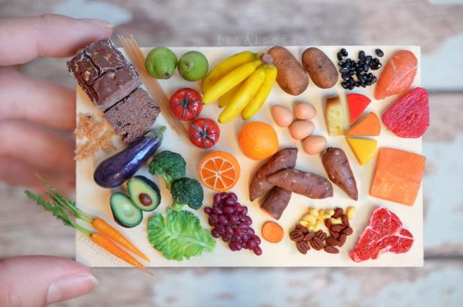 Maintain a Well Balanced Diet