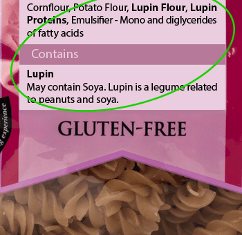 FDA Alert: Avoid Lupin if You Are Allergic to Peanuts or Soybean
