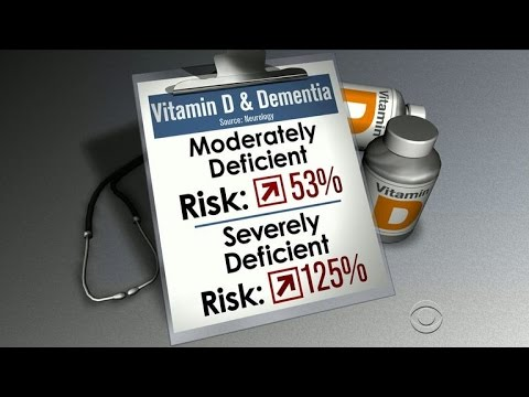 """Link Between Vitamin D Deficiency, Dementia Risk Confirmed."" -The Title of a New Study"