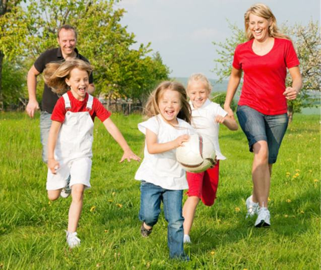Keep Kids Active to Prevent Obesity