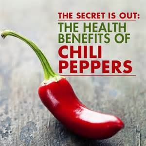 Eat Chili Peppers For A Longer Life
