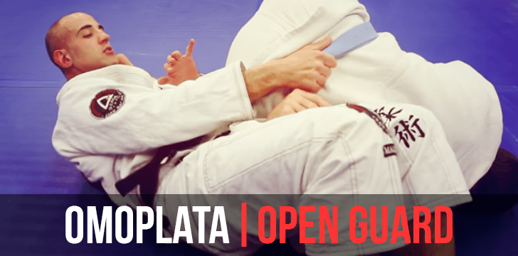 Soulcraft Jiu Jitsu's Technique Tuesday: Omoplata Sweep from Open Guard