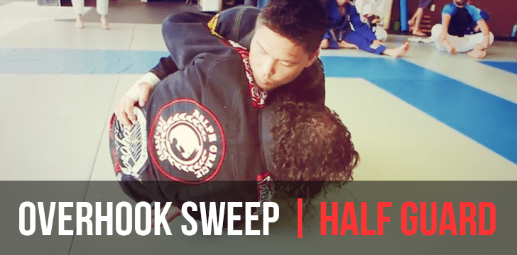 Kurt Osiander's Move of the Week – Half Guard Sweep
