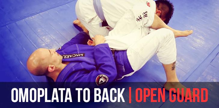 Soulcraft Jiu Jitsu's Technique Tuesday: Omoplata Back Take