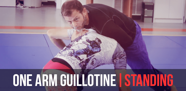 ONE ARM GUILLOTINE | STANDING