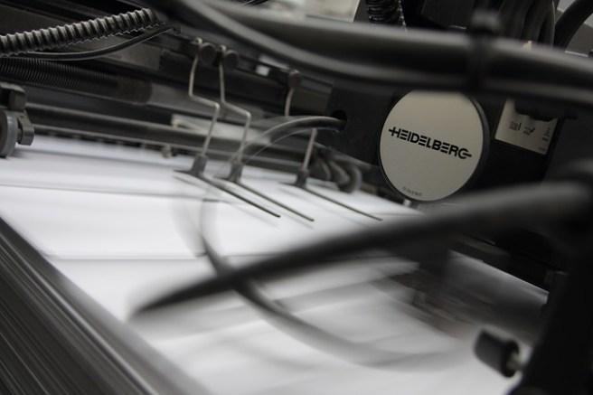 Druckpresse
