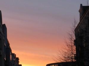 ベルリンの朝