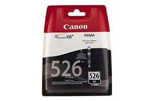 Canon Tintenpatrone CLI-526BK für iP4850/4950, iX6550, MG5150/5250/5350/6150/6250/8150/8250/MX715/885/895, Foto-Schwarz