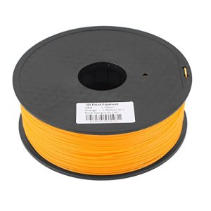 Orange 1,75mm ABS 1kg 3D Drucker Filament für RepRap Weistek Huxley Up de