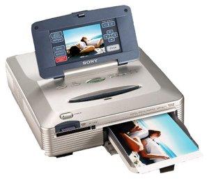 Sony DPP-SV77 digitaler Fotodrucker