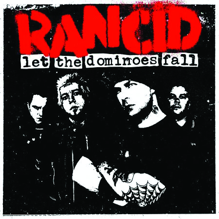Branden Steineckert Rocks Rancid 2