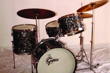 A Quick Glimpse Of Elvin Jones' Gear 1