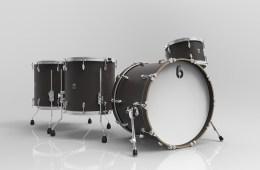 British Drum Co. Legend kit