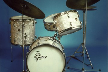 Gretsch Progressive Jazz Kits Origin Of Cool