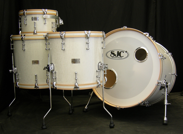 SJC Custom Drums 5-Piece Kit Reviewed! 1