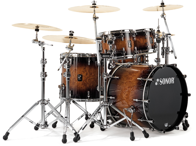Sonor ProLite Drum Set Tested!