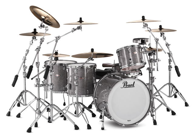 Pearl Reference Series Drums Tested!