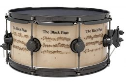 DW Terry Bozzio Icon Snare