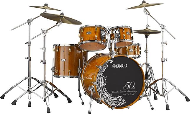 Yamaha_50th_Curly Maple