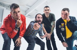 Press Photo New Found Glory