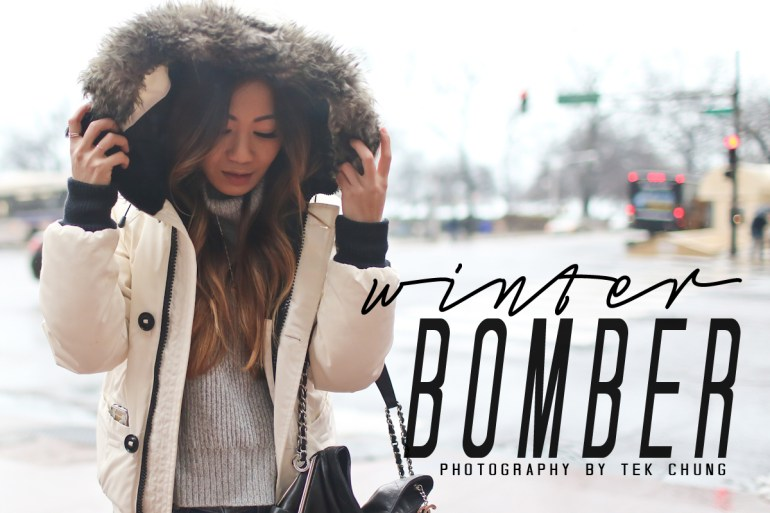 WINTER BOMBER