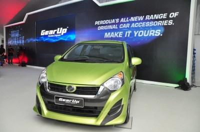 Perodua reveals GearUp accessories   CarSifu