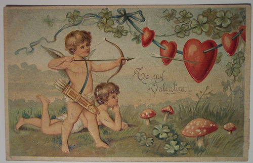 photo credit: Vintage Valentine's Day Postcard via photopin (license)