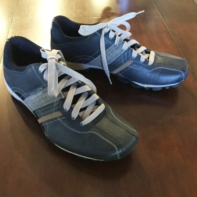 46% off Skechers Other - SKECHERS LIFESTYLE BRAND LEATHER ...