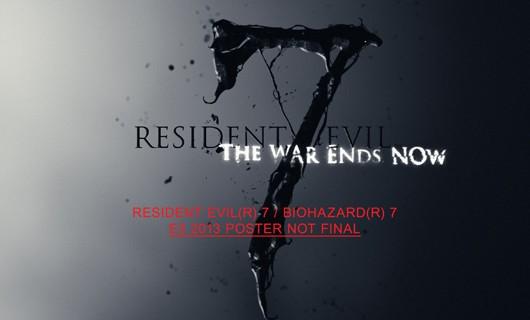 Resident Evil 7 Promo