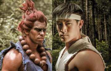Akuma and Ryu