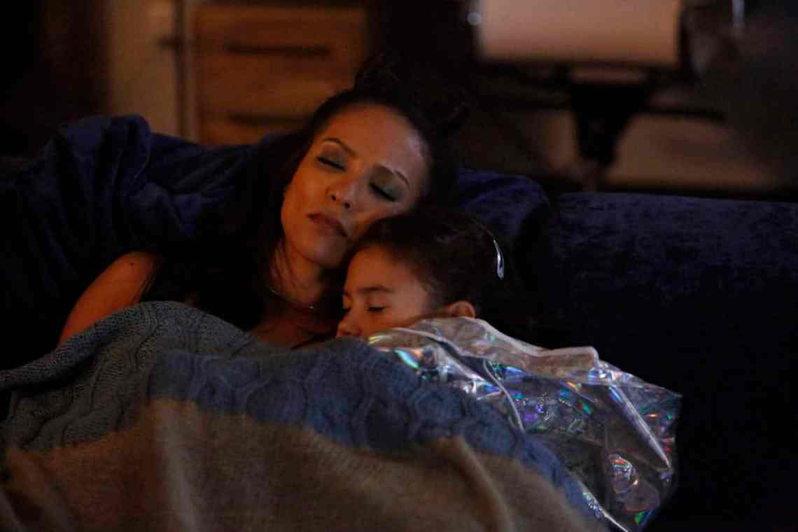 "LUCIFER: L-R: Lesley-Ann Brandt and Scarlett Estevez in the ""Monster"" episode of LUCIFER airing Monday, Oct. 31 (9:01-10:00 PM ET/PT) on FOX. ©2016 Fox Broadcasting Co. Cr: Bettina Strauss/FOX."