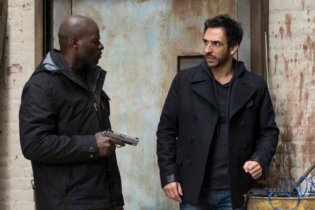 """Photo from the episode """"Dembe Zuma"""""""