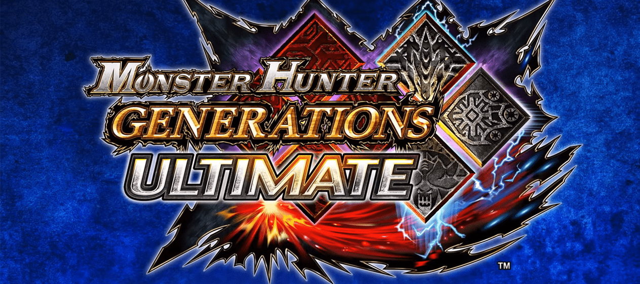 Monster Hunter Ultimate Generations Logo
