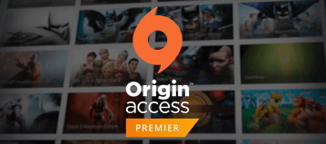 EA Origin Access Logo