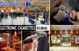 Top 5 Places to Buy Electronic Cigarettes & Vapes in Dubai