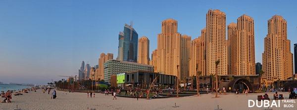 dubai jumeirah beach residence beach