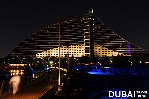 jumeirah beach hotel white