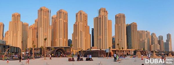 jumeirah beach residence beach